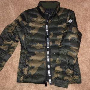Hollister Jacket.